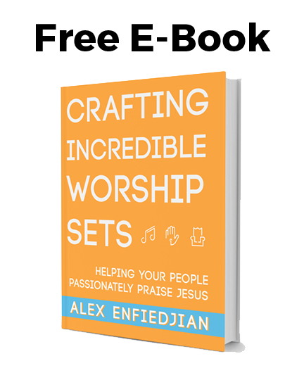 subscribe to worship leaders training