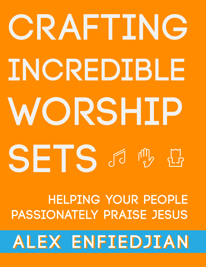 Crafting Incredible Worship Sets e Book