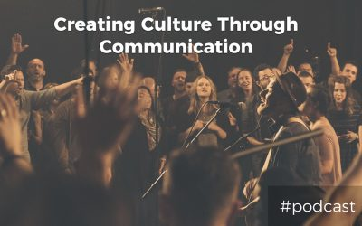 Creating Culture Through Consistent Communication w/ Aaron Ivey