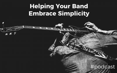Helping Your Band Beat Busyness and Embrace Musical Simplicity