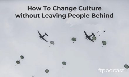 Q&A: How Do You Change Your Team's Culture Without Losing People?