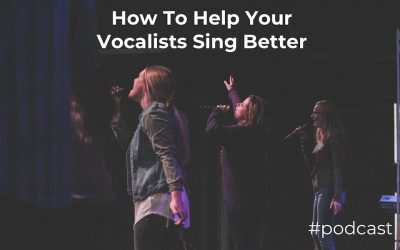 How To Help Your Background Vocalists Sing Better