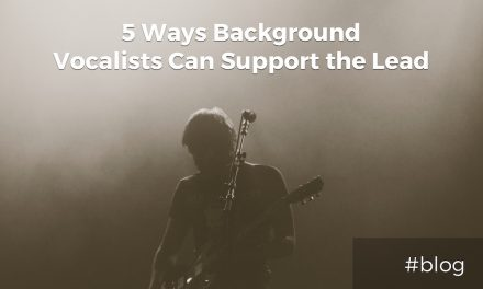 How To Be A Better Background Vocalist