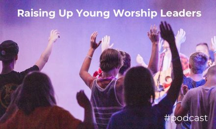 How To Train and Develop New Worship Leaders w/ Andrew Wooddell