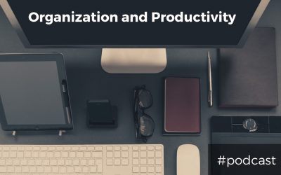How To Be More Organized and Productive w/ David Santistevan