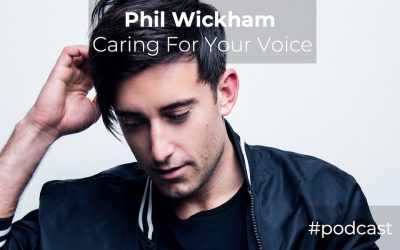 Phil Wickham: Caring For Your Voice